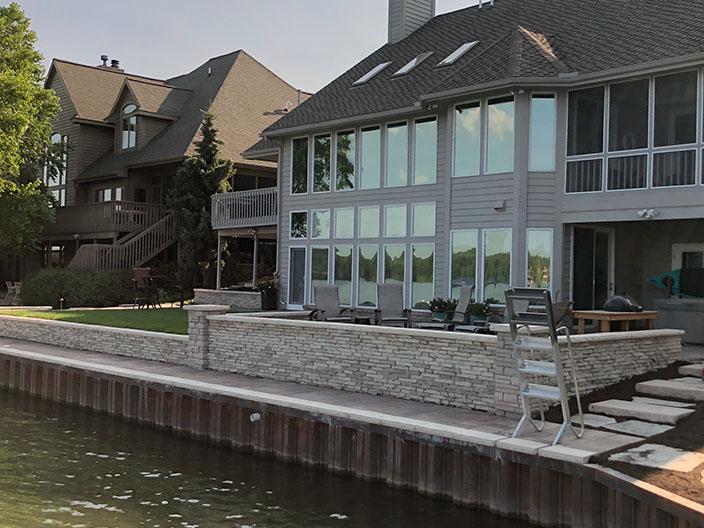 Lakefront Landscape 2019